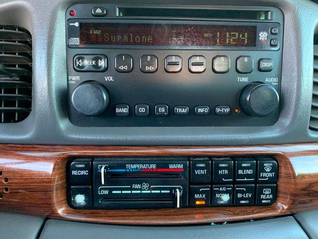 2005 Buick LeSabre Custom 3 MONTH/3,000 MILE NATIONAL POWERTRAIN WARRANTY Mesa, Arizona 18