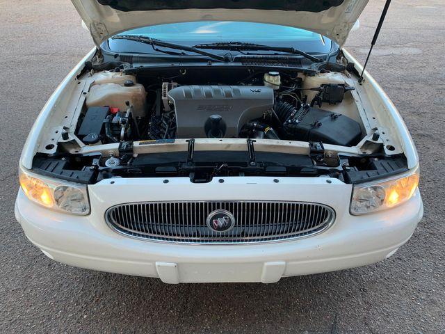 2005 Buick LeSabre Custom 3 MONTH/3,000 MILE NATIONAL POWERTRAIN WARRANTY Mesa, Arizona 8