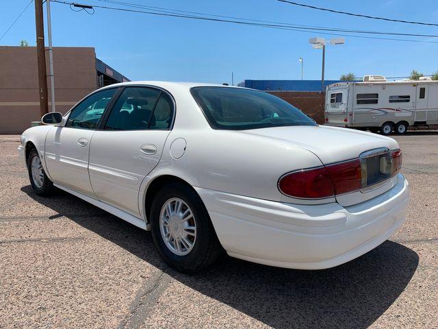 2005 Buick LeSabre Custom 3 MONTH/3,000 MILE NATIONAL POWERTRAIN WARRANTY Mesa, Arizona 2