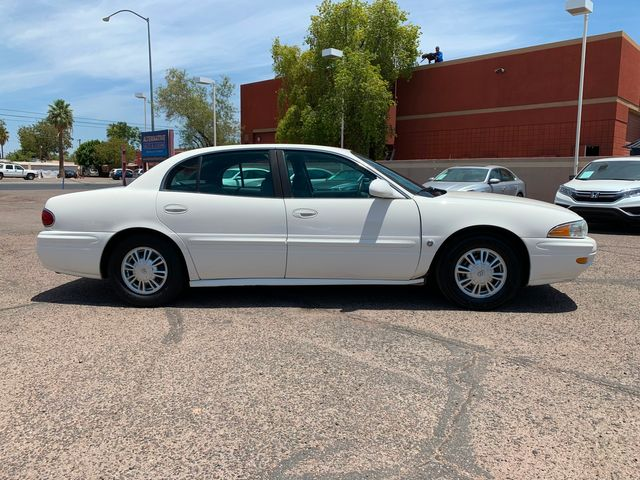 2005 Buick LeSabre Custom 3 MONTH/3,000 MILE NATIONAL POWERTRAIN WARRANTY Mesa, Arizona 5