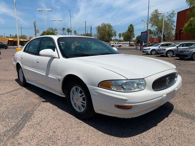 2005 Buick LeSabre Custom 3 MONTH/3,000 MILE NATIONAL POWERTRAIN WARRANTY Mesa, Arizona 6