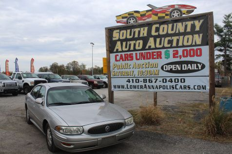 2005 Buick LeSabre Custom in Harwood, MD