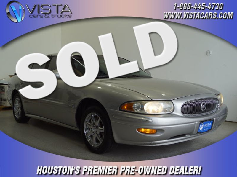 2005 Buick LeSabre Custom  city Texas  Vista Cars and Trucks  in Houston, Texas