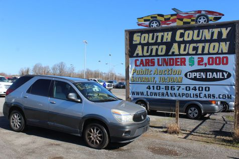 2005 Buick Rendezvous CX in Harwood, MD