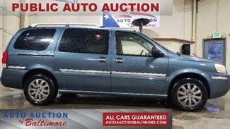 2005 Buick Terraza CXL   JOPPA, MD   Auto Auction of Baltimore  in Joppa MD