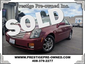 2005 Cadillac CTS ((**BOSE/MOONROOF/LEATHER**))  in Campbell CA