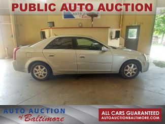 2005 Cadillac CTS    JOPPA, MD   Auto Auction of Baltimore  in Joppa MD