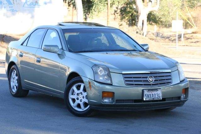 2005 Cadillac CTS Santa Clarita, CA 3