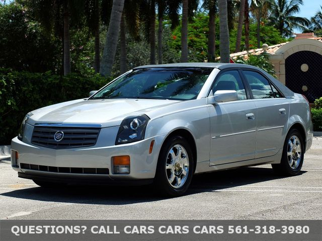 2005 Cadillac Cts Vogue Edition Only 64k Miles Like 06 07 08 Ebay