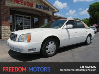 2005 Cadillac DeVille    Abilene, Texas   Freedom Motors  in Abilene,Tx Texas