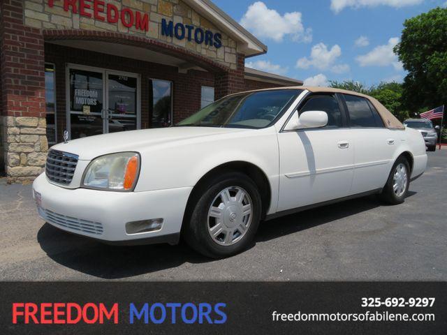 2005 Cadillac DeVille in Abilene Texas