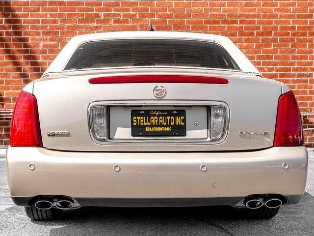 2005 Cadillac DeVille Burbank, CA 3