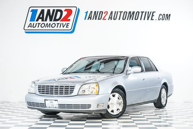 2005 Cadillac Deville Sedan in Dallas TX