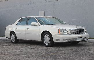 2005 Cadillac DeVille Hollywood, Florida 13