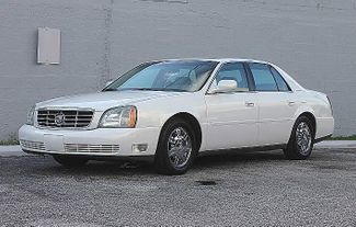 2005 Cadillac DeVille Hollywood, Florida 20