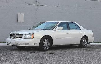 2005 Cadillac DeVille Hollywood, Florida 8