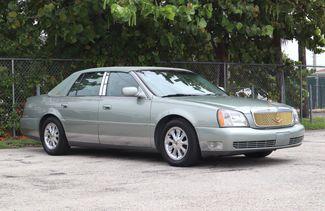 2005 Cadillac DeVille Vintage Edition Hollywood, Florida