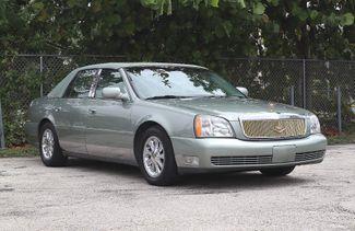 2005 Cadillac DeVille Vintage Edition Hollywood, Florida 32