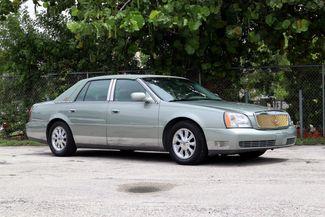 2005 Cadillac DeVille Vintage Edition Hollywood, Florida 13