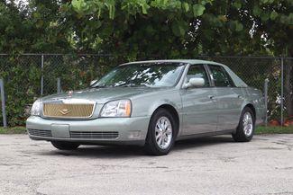 2005 Cadillac DeVille Vintage Edition Hollywood, Florida 10