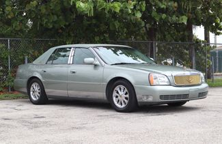 2005 Cadillac DeVille Vintage Edition Hollywood, Florida 23