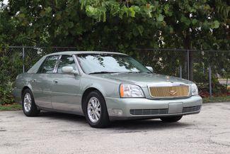 2005 Cadillac DeVille Vintage Edition Hollywood, Florida 55