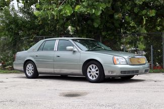 2005 Cadillac DeVille Vintage Edition Hollywood, Florida 41