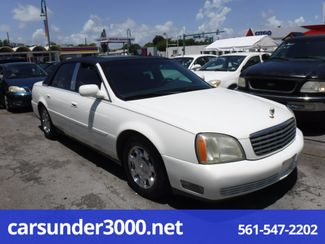 2005 Cadillac DeVille w/Livery Pkg Lake Worth , Florida