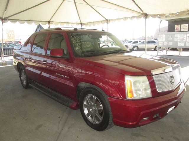2005 Cadillac Escalade EXT Gardena, California 3