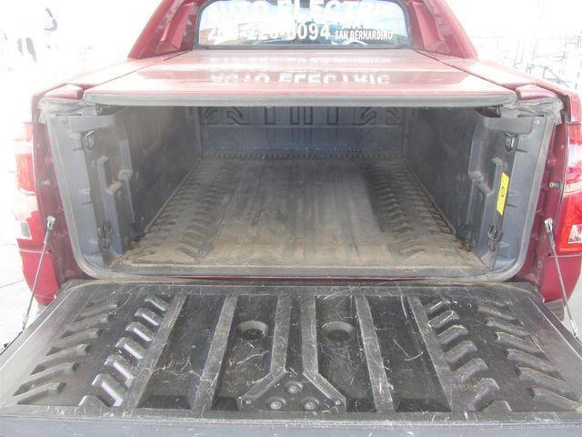 2005 Cadillac Escalade EXT Gardena, California 10