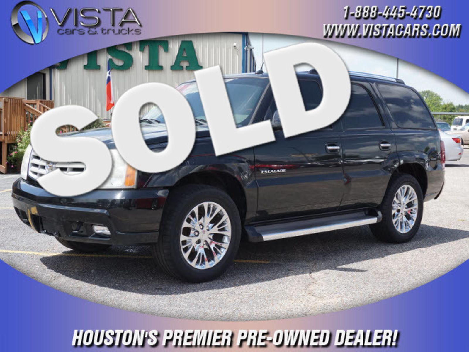 2005 Cadillac Escalade city Texas Vista Cars and Trucks in Houston, Texas  ...