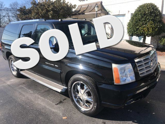2005 Cadillac Escalade ESV Knoxville, Tennessee