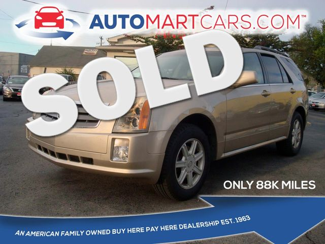2005 Cadillac SRX in Nashville Tennessee