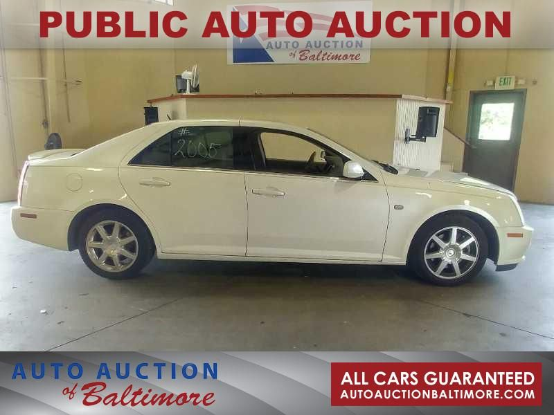 2005 Cadillac Sts Joppa Md Auto Auction Of Baltimore Joppa Md