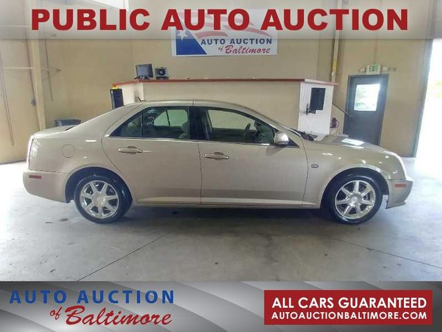 2005 Cadillac STS  | JOPPA, MD | Auto Auction of Baltimore  in Joppa MD