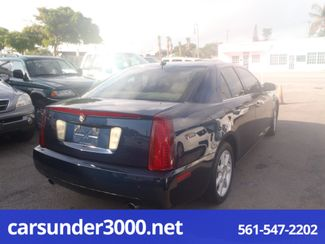 2005 Cadillac STS Lake Worth , Florida 2