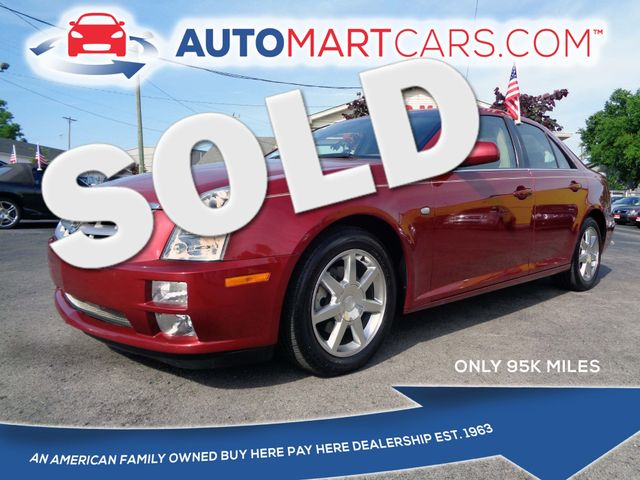 2005 Cadillac STS in Nashville Tennessee