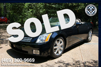 2005 Cadillac XLR CONV CERTIFIED PRE-OWNED ONLY 33,450 MILES! in Rowlett