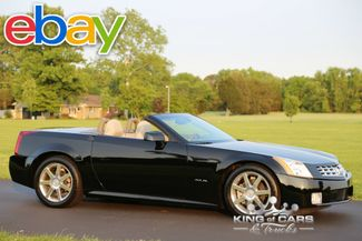 2005 Cadillac Xlr Convertible 13K ACTUAL MILES 1-OWNER CARFAX MINT in Woodbury New Jersey, 08096