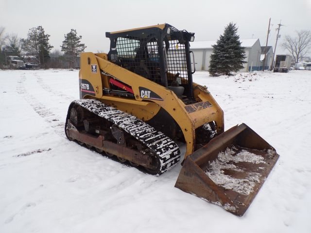 2005 Cat Skid Steer