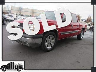 2005 Chevrolet 1500 Silverado LS C/Cab in Burlington, WA 98233