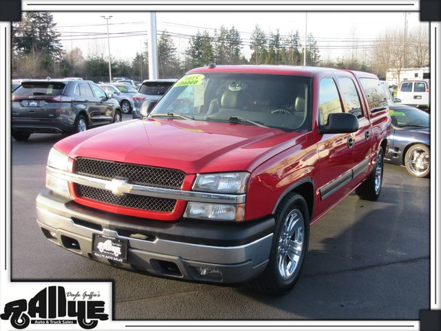 2005 Chevrolet 1500 Silverado LS C/Cab in Burlington WA, 98233