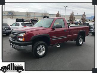 2005 Chevrolet 2500 HD Silverado LS in Burlington WA, 98233