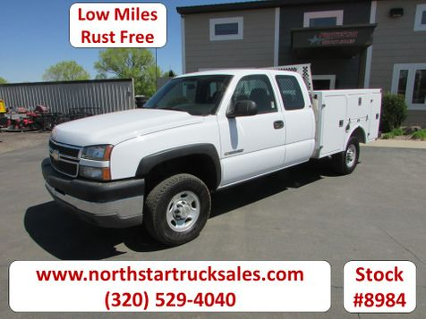 2005 Chevrolet 2500HD 4x2 Ext-Cab Service Utility Truck  in St Cloud, MN