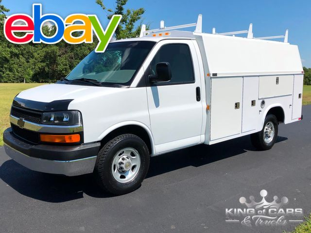 2005 Chevrolet 3500 Express UTILITY WALK IN VAN 6.0L V8 LOW MILES