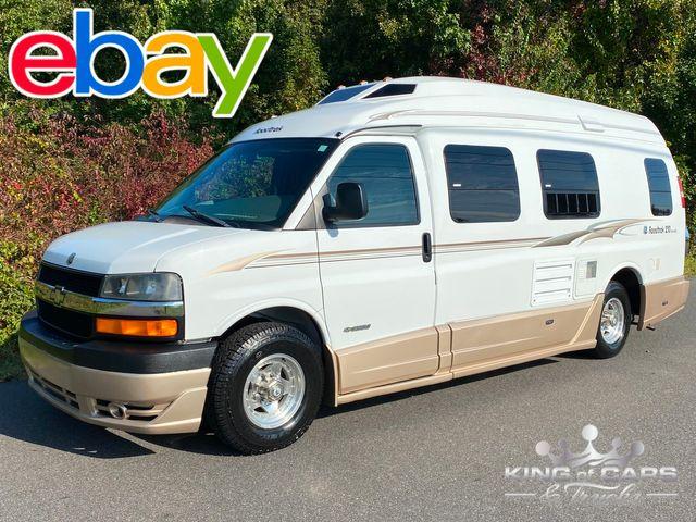 2005 Chevrolet 3500 Roadtrek 210 VERSATILE UPFIT TRAVEL VAN LOW MILES A MUST SEE in Woodbury, New Jersey 08093