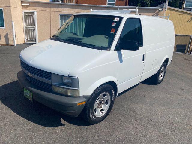 2005 Chevrolet Astro Cargo Van - with Ladder/Roof Rack