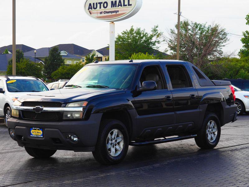 2005 Chevrolet Avalanche Z71   Champaign, Illinois   The Auto Mall of Champaign in Champaign Illinois