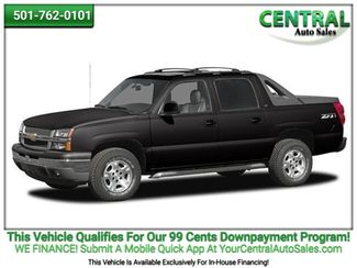 2005 Chevrolet Avalanche Z66 | Hot Springs, AR | Central Auto Sales in Hot Springs AR