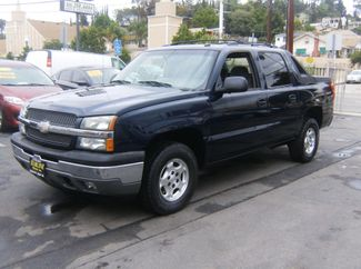 2005 Chevrolet Avalanche LS Los Angeles, CA 0